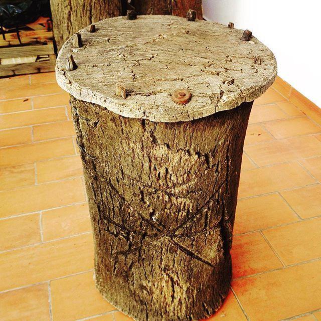 Beehouse made of cork! #algarve #craft #projectotasa