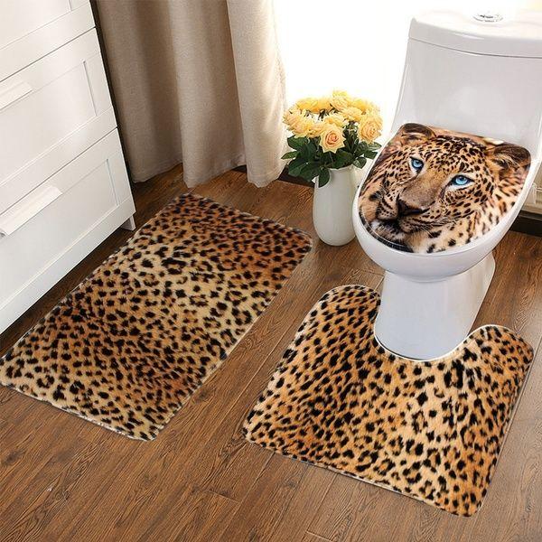 Doormat Bathroom Home Decor Pedestalrug 0 In 2020 Animal