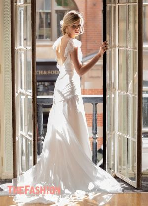 """Creating the ultimate luxury, your couture gown perfectly proportioned, cut and draped in the most beautiful silks, laces and finishes. """"I have a deep love and understanding of what works on …"""