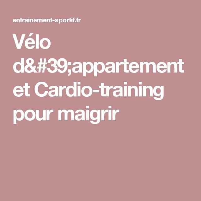 17 meilleures id es propos de appareil musculation sur pinterest appareil - Velo cardio training ...