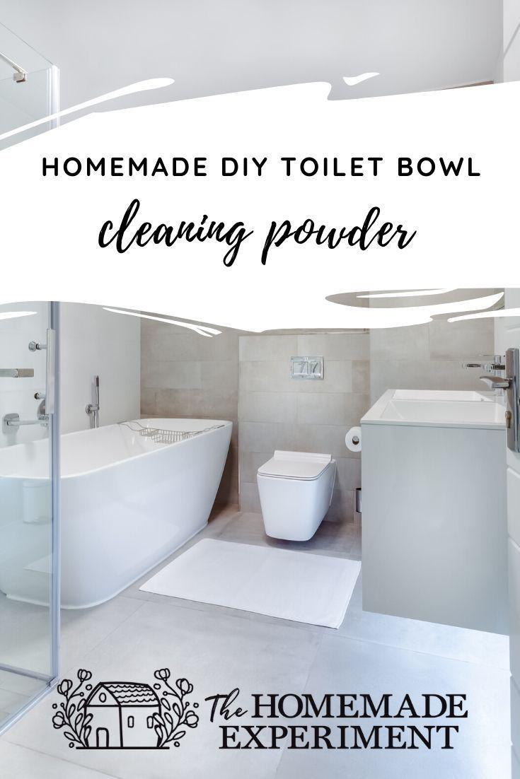 Diy Toilet Bowl Cleaner In 2020 Diy Toilet Diy Cleaning Kitchen Diy Cleaning Hacks