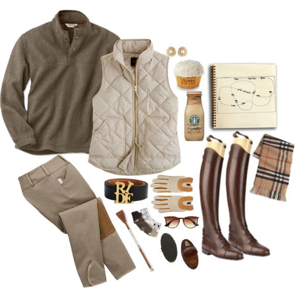 """Fall schooling"" by theritage on Polyvore"