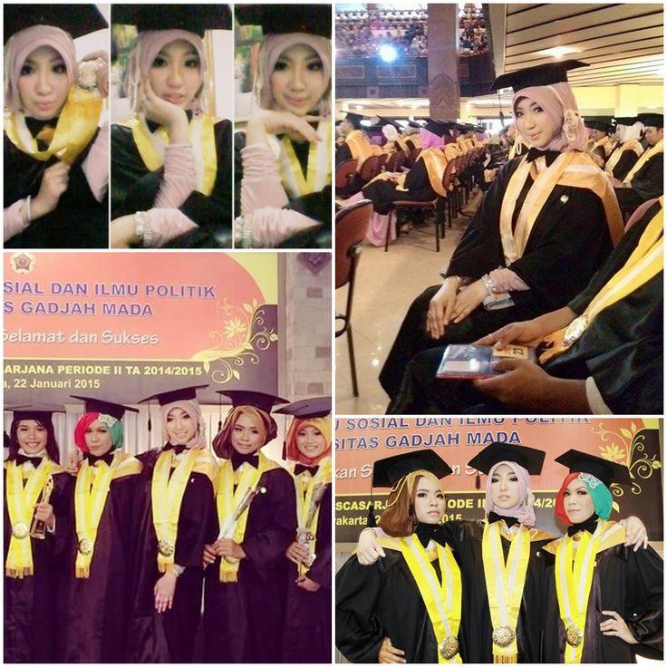 My Graduation day..! Alhamdulilahhh