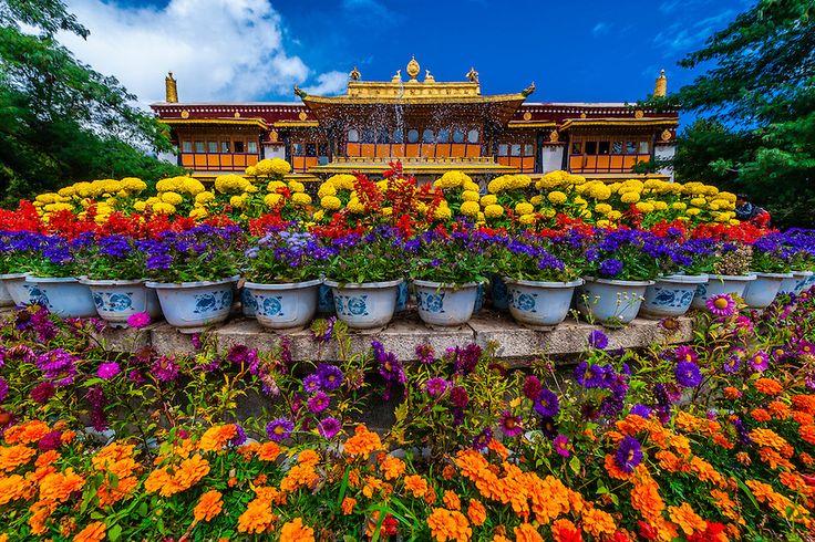 Tibet központja: Lhásza  Hellovilág Magazin