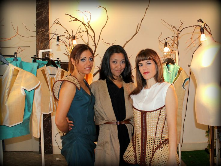 MILANO FASHION WEEK 2013 AT SHOW ROOM WITH STYLIST AND FASHION DESIGNERS