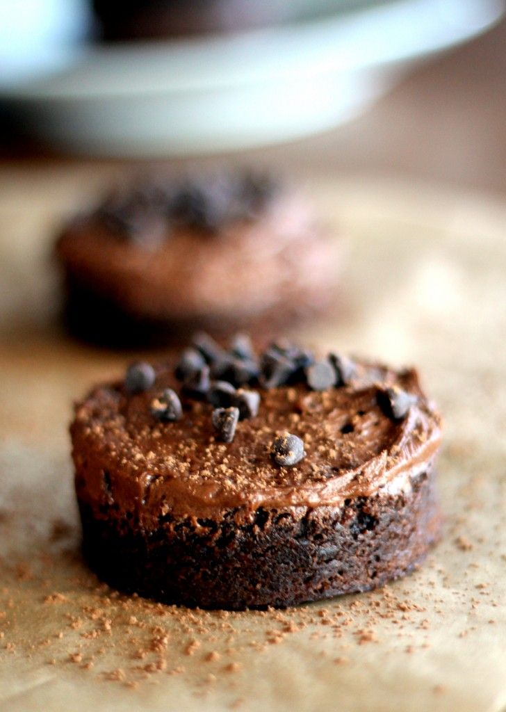 Frosted Fudge Brownie Cookies Recipes — Dishmaps