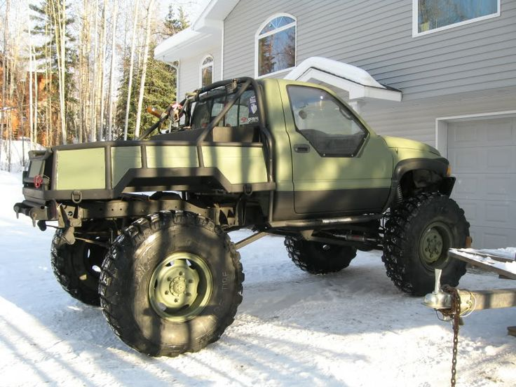 Chevy Diesel offroad custom trucks | Trail Rig (1) - 1991 Chevy ...