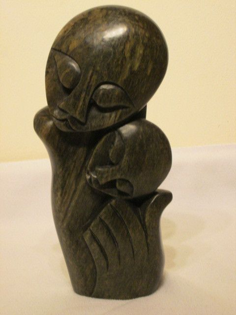 Mother and Child - #1