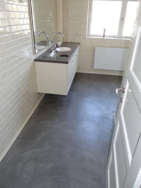 die besten 25 betonb den ideen auf pinterest polierte betonb den geschliffener beton und. Black Bedroom Furniture Sets. Home Design Ideas