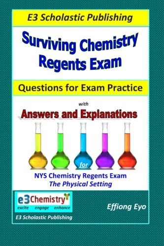 Surviving Chemistry Regents Exam: Questions for Exam Practice: 30 Days of Question sets for NYS Rege