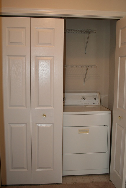 Gotta hide the washer and dryer But Id really want to