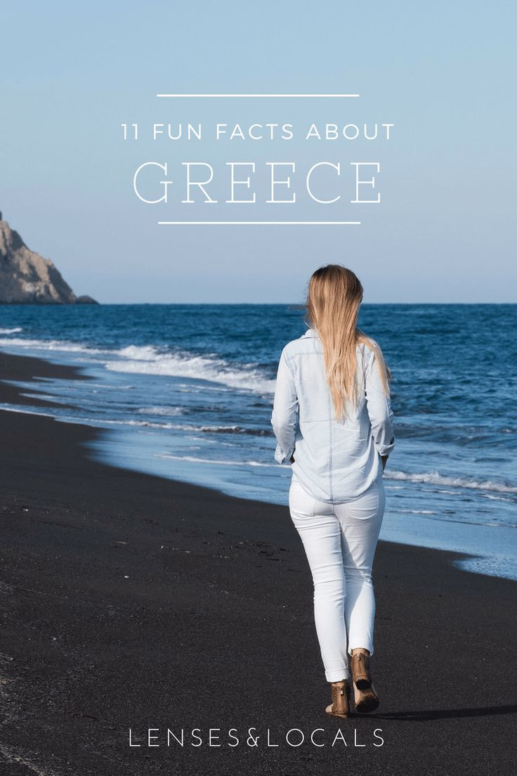 11 Fun Facts About Greece // LENSES&LOCALS