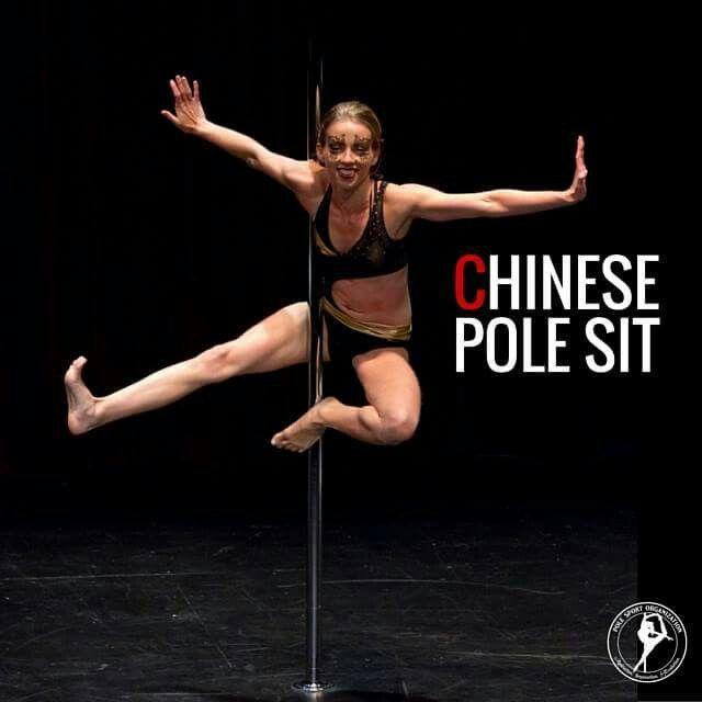 PDY - PoleMove - chinese pole seat