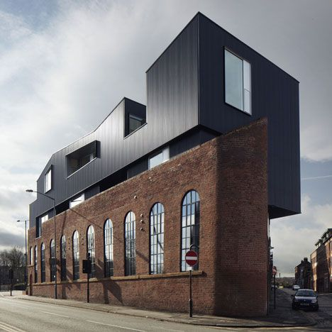 192 Shoreham Street is a Victorian industrial brick building sited at the edge of the Cultural Industries Quarter Conservation Area of Sheffield.