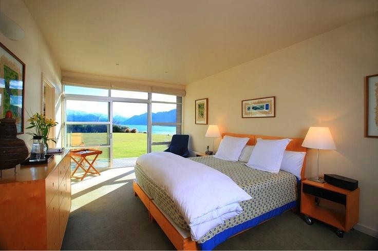 Deluxe Room - Luxury accommodation at Whare Kea Lodge, Lake Wanaka, New Zealand