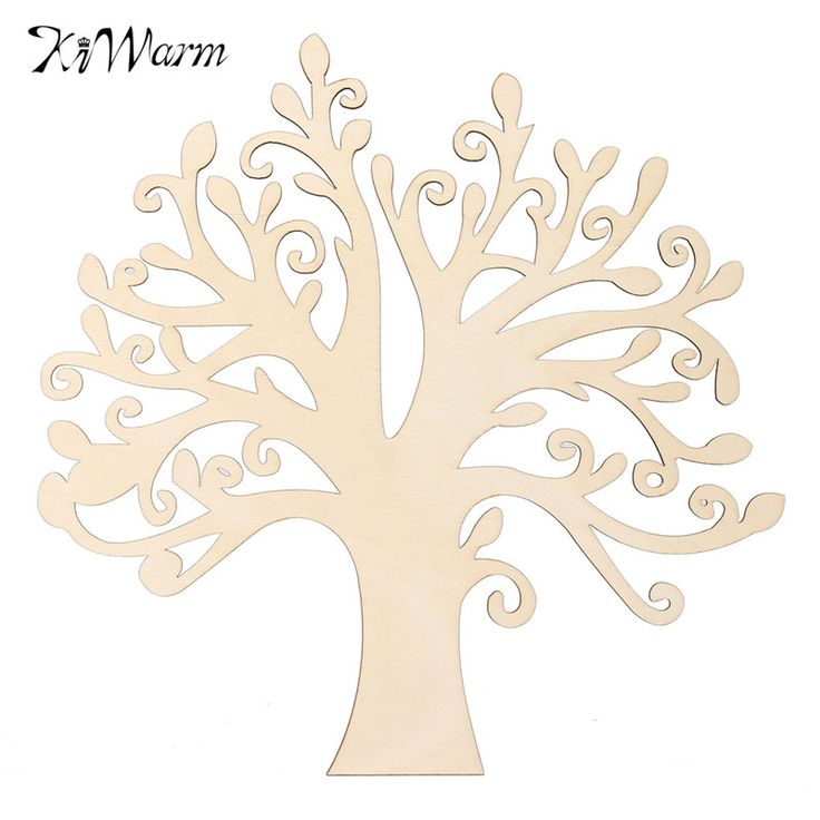Cheap MDF De Madera preciosa Forma De Árbol Arte de La Pared de La Familia de La Boda Libro de Visitas decoración 300mm x 285mm para el Partido Casero Decoración de La Artesanía De Madera regalos, Compro Calidad   directamente de los surtidores de China:    Cute Multifunction Wood Jewelry Box Love Heart Shape Case Storage Gift Box Children Kid Baby Wooden Crafts Toys DIY A