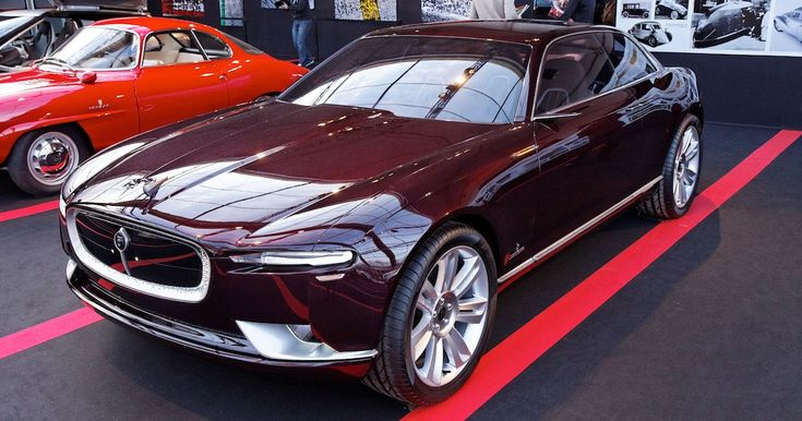 Jaguar XJ 2019 is expected to arrive as a completely re-designed hybrid or electric car with a sporty approach. However it is not confirmed that whether it will be based on the B99 concept by Bertone.  The Jaguar B99 was a concept car designed and developed by the Italian design house Bertone. It was first shown to the public on the Bertone stand at the 2011 Geneva Motor Show. The 4-door saloon was shown in two versions: compact executive (B99) and grand tourer (B99 GT).  It was designed b