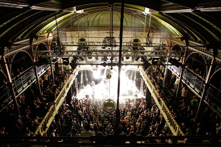 Dance the night away in this former church @ Club Paradiso | #Amsterdam-Weteringschans 6-8 nearby het Leidseplein