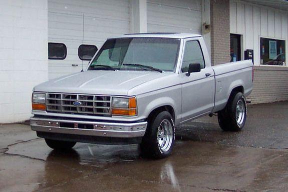 1992 Ford Ranger                                                                                                                                                     Mais