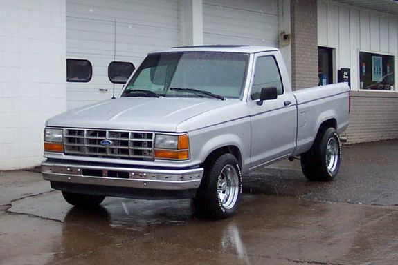 1992 Ford Ranger                                                                                                                                                     Mais