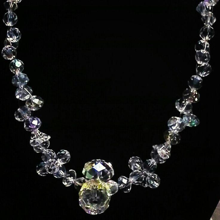 kristallen ketting