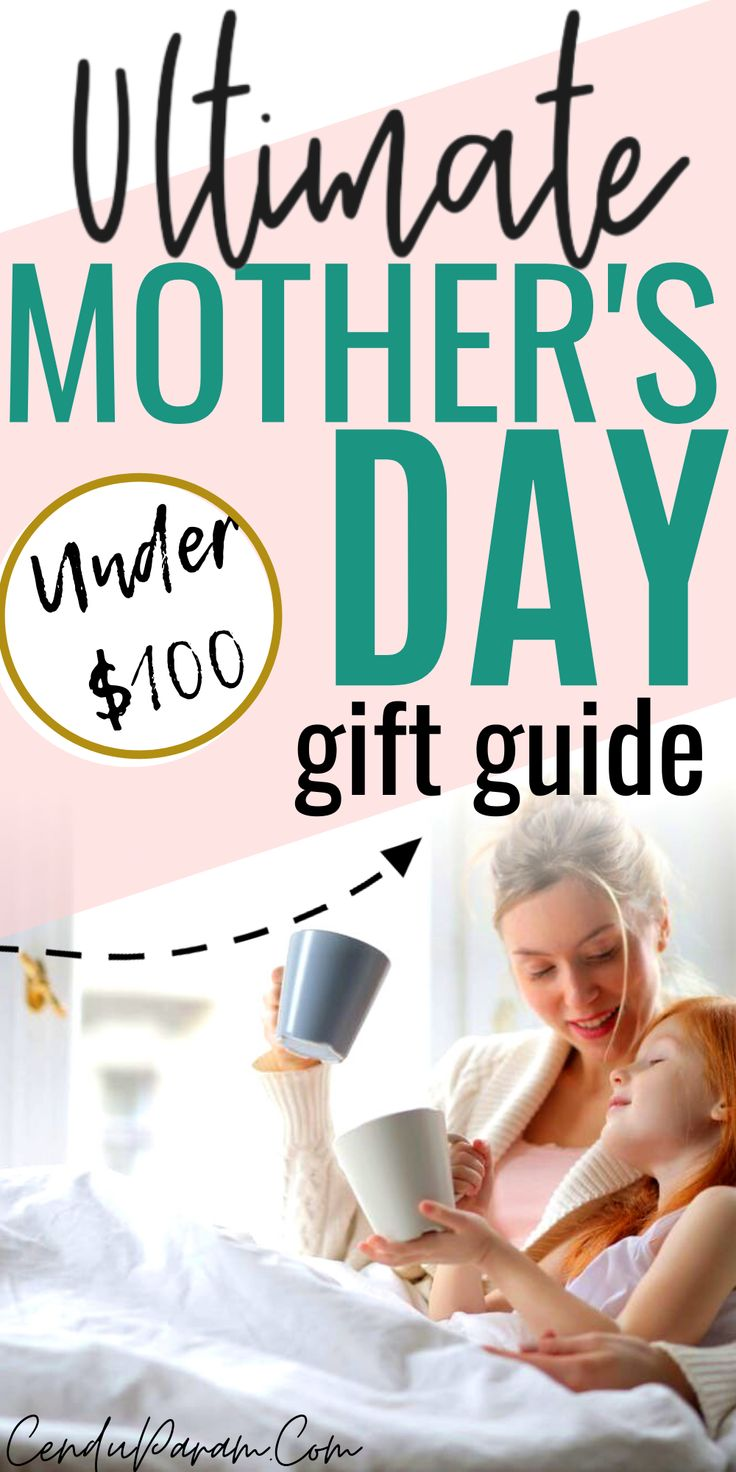 Holiday gift guide best presents for mom under 100