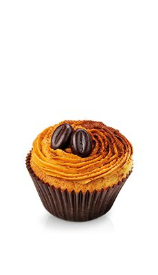 Baileys Chocolade-sinaasappelcupcakes
