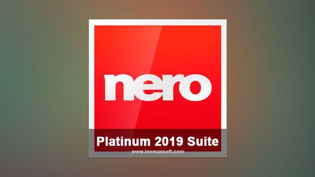 Pin En Nero Platinum 2019 Suite Full Crack Serial Mega En Español
