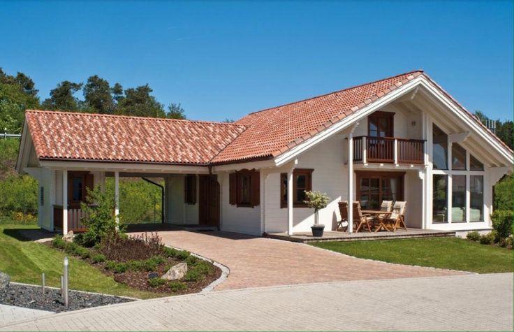 Scegli una casa in legno: potrai dire addio all'incubo umidità