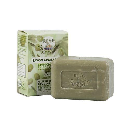 Sapun Bio cu masline şi argila Reve de Provence http://www.vreau-bio.ro/sapunuri-solide/86-sapun-bio-cu-masline-si-argila-reve-de-provence.html