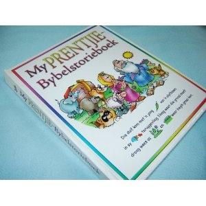 Afrikkans Language My Picture Bible Children's Storybook / My Prentijie Bybelstorieboek / Hou jou kinders van'n mooi storie? En'n lekker speletjie?   $59.99