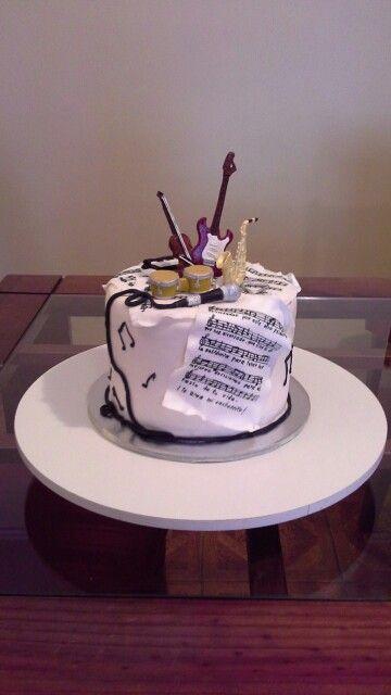 Musica cake