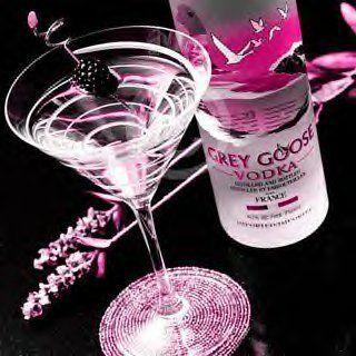 Pink-Grey Goose