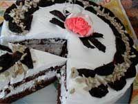 Торт «Белая ночь» | Готовим дома с Фифисой