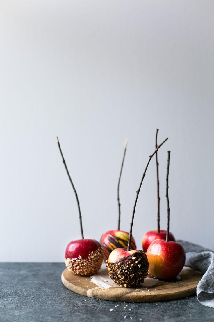 Pommes au Caramel (Vegan)