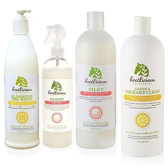 Bathing and Coat Care. Ecolicious Equestrian Products - Natural Horse Grooming Products - Home