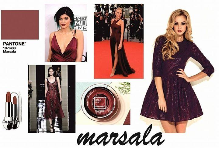 #marsala http://sugarfree.pl/sukienki/party/sukienka_vanessa_w_kolorze_burgundowym.html