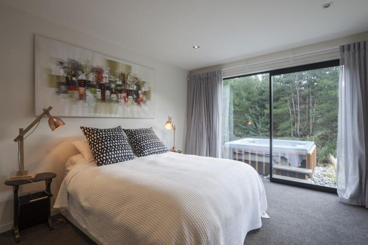 Arthur's Point House   Bedroom Design, Small Space   NZ Homes   Build me.   www.buildme.co.nz  