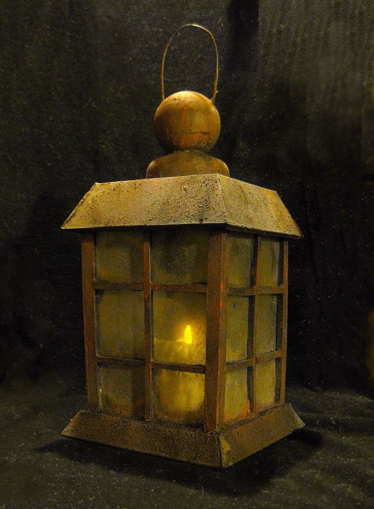 DAVE LOWE DESIGN the Blog: O'Treaty's Foamcore Lantern: Part Three--- these were perfect for the pirate room!!!!