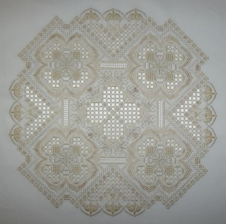 Ivory Blush by Judy Dixon | Kris's Stitching