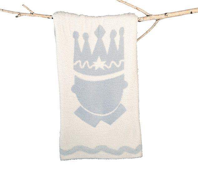 18 best royal baby images on pinterest royal babies baby prince barefoot dreams little royals prince blanket personalized baby gifts luxury clothes toys negle Images