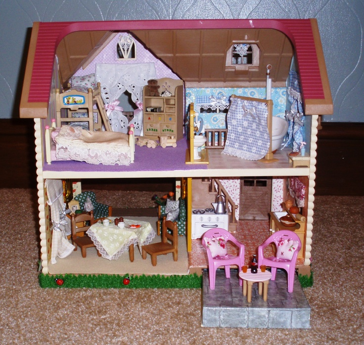 69 Best Images About Sylvanian Families Calico Critters