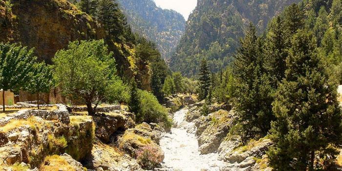 White Mountains National Park (Samaria)