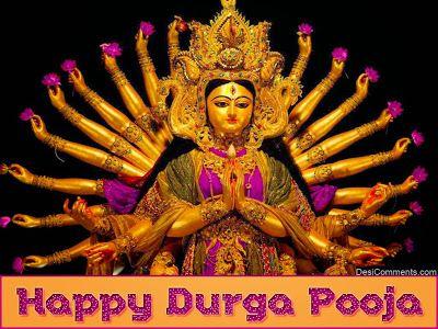 Navratri - Durga Puja Murhat Auspicious Time For Pooja 2013