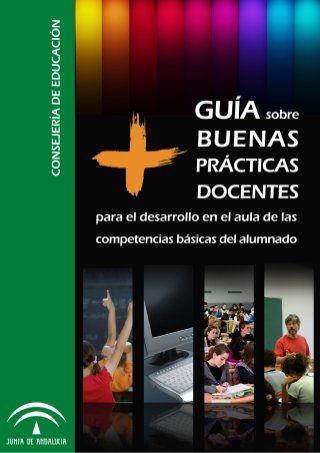 Guía sobre buenas prácticas docentes para el desarrollo en el aula de…