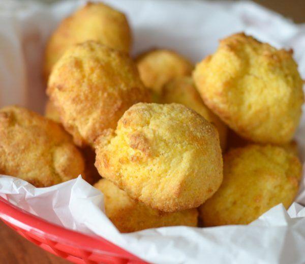 Easy Air Fryer Hush Puppies Ninja Foodi Recipe Air Fryer
