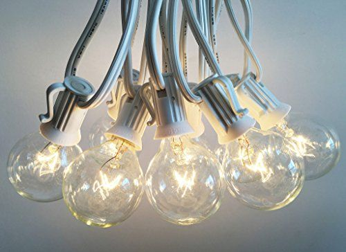 Outdoor Light String 100ft Globe Patio String Lights - 10... https://www.amazon.com/dp/B015YOGEVA/ref=cm_sw_r_pi_dp_x_mURCzbT4WSM0Y