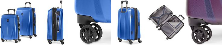 CLOSEOUT! 60% OFF Travelpro Walkabout 3.0 Hardside Luggage, Only at Macy's