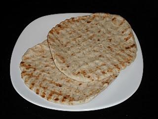 Authentic Greek Recipes: Greek Pitta Bread