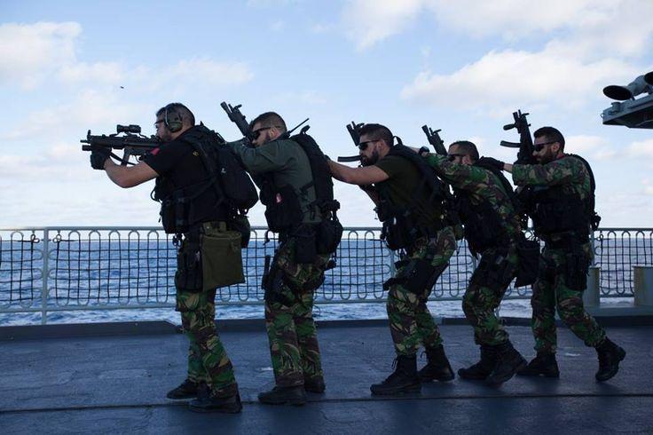 Portuguese Navy Fuziliers